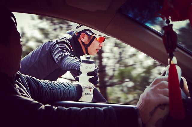 水分補給_熱けいれん_自転車_低ナトリウム血症