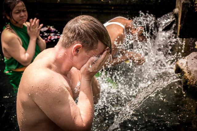 シャワー冷却運動後熱射病