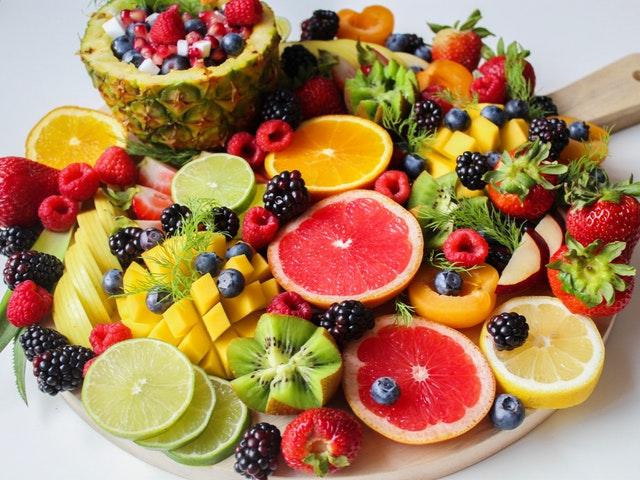 フルーツ水分補給ベリー