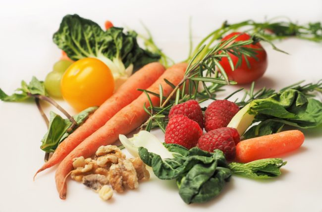 野菜フルーツ水分量